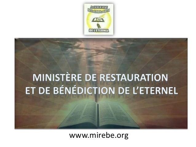 www.mirebe.org