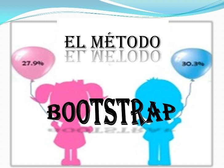 Mirla método bootstrap