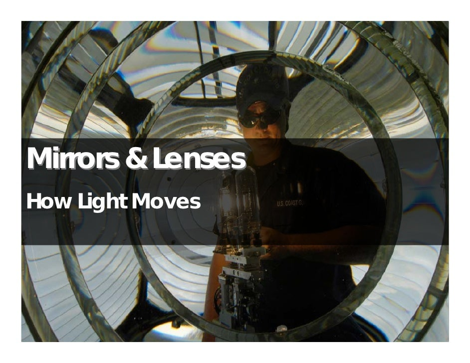 Mirror and lens notes