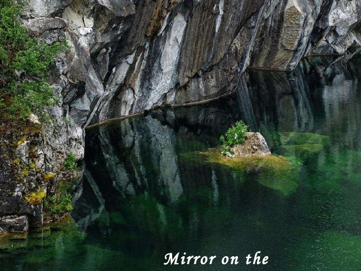 Mirror on the Water