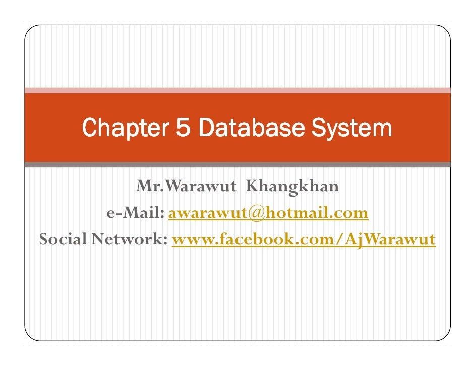 Management Information System 5