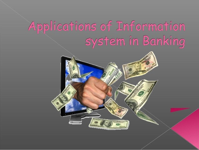  Information technology is crucial tobanking sector. Its primary function to take action andmake recommendations on appl...