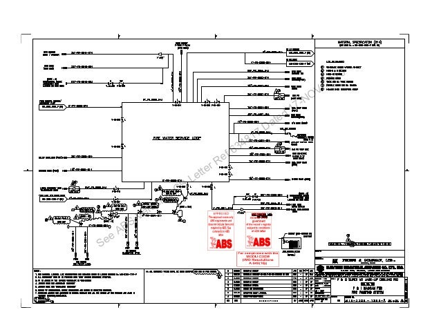 Mis 2203-1206-p sheet 2 of 4-fire fighting system