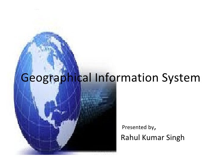 Mis  geographical information system