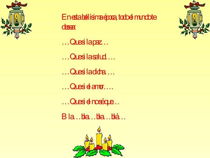 Mis mejores deseos en navidad - Deseos para la navidad ...