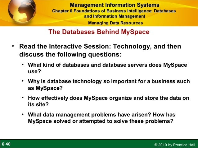 what kind of databases and database servers dose myspace use Re: does verizon have records of text messages i heard my mom say she was gonna go to the verizon store tomorrow and have them give her a copy of the.