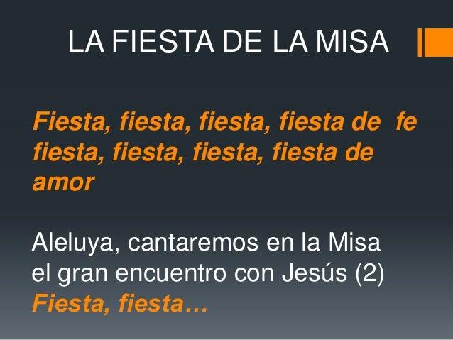Canciones Para Misas (Proyecciones)