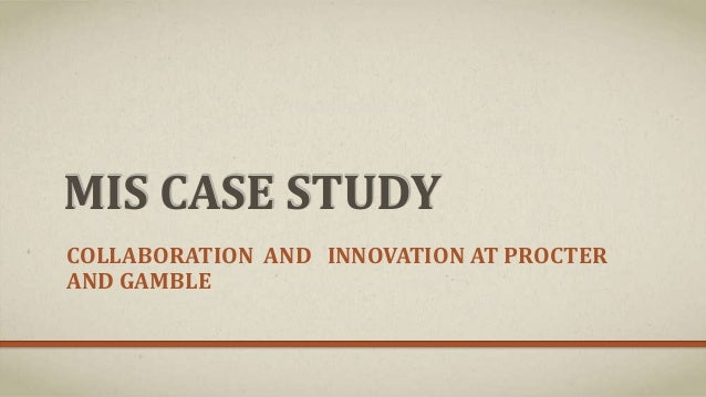 Mis case study solutions