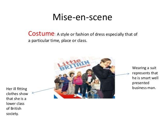 Mise en-scene powerpoint