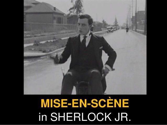 Mise en sc ne sherlock jr for Mise en scene photo