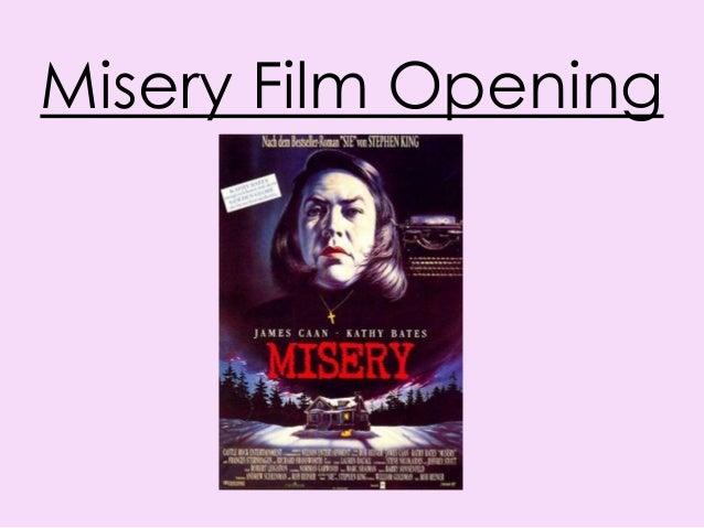 Misery film opening