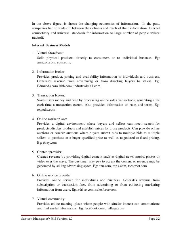Good website for notes on economic systems?
