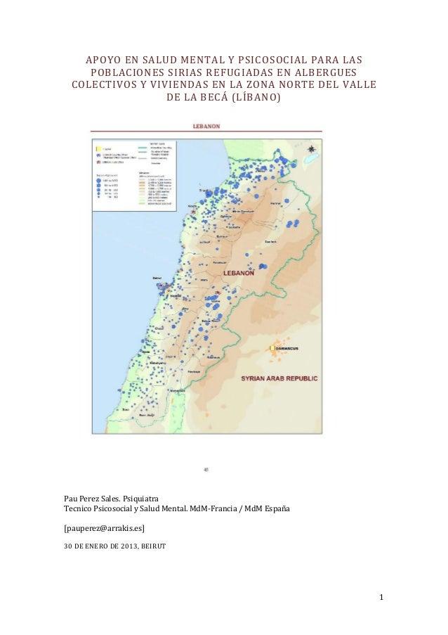 Mision exploratoria en libano pau perez def