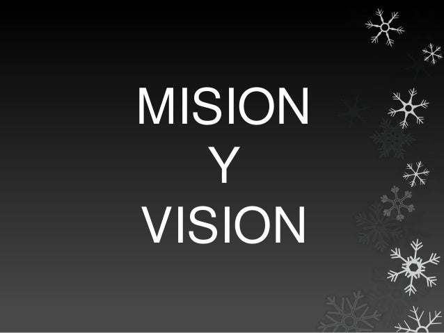 MISION   YVISION