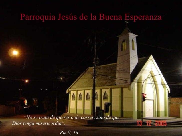 Plan Pastoral 2005-2009