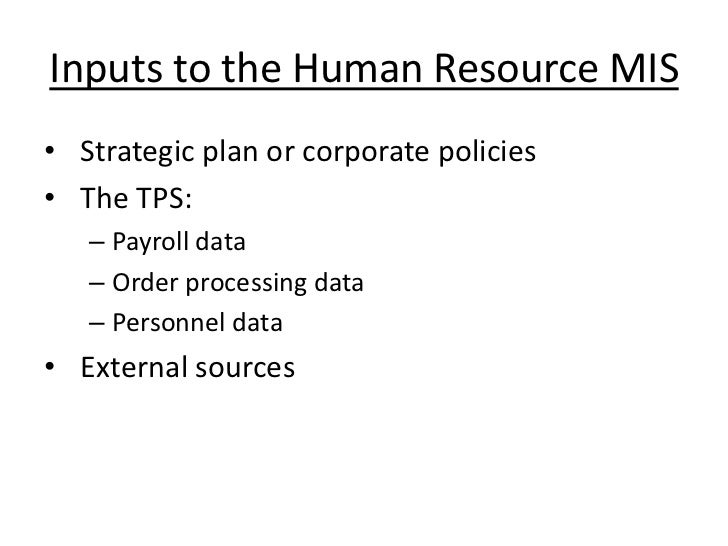 apple mis tps Types of management information systems by : usman abdul rashid a management information system (mis) is a computer-based system that provides the information.
