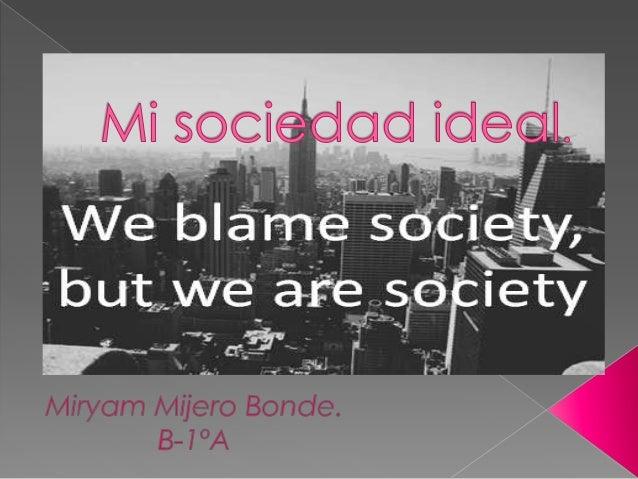   Significado de sociedad: Sociedad es un término que describe a un grupo de individuos marcados por una cultura en común...
