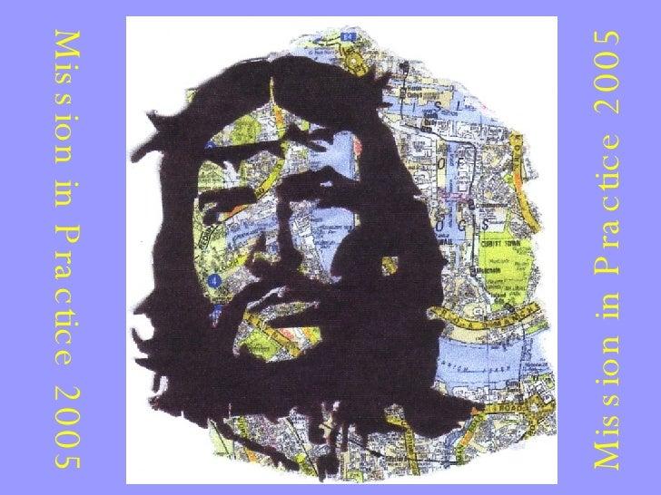 Missional Jesus