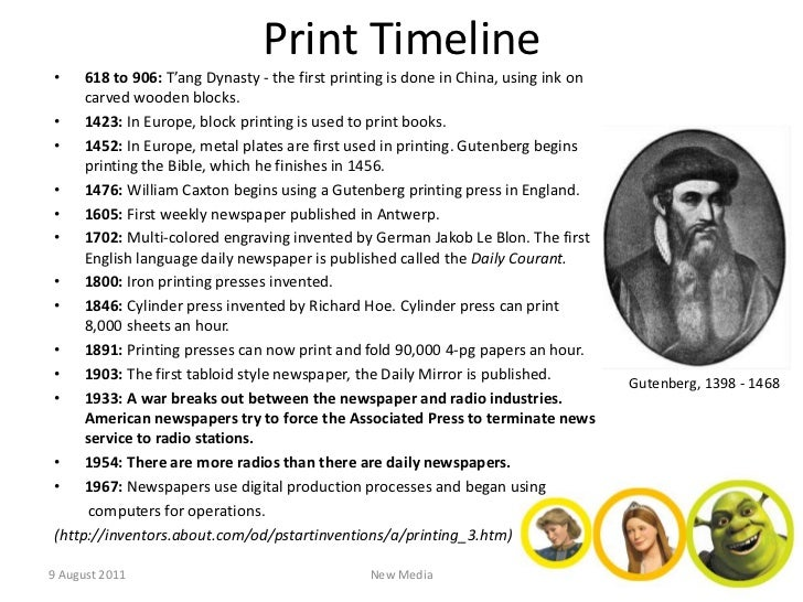 history of advertising in print media New media are forms of media that are native to computers,  and print media,  social movement media has a rich and storied history .