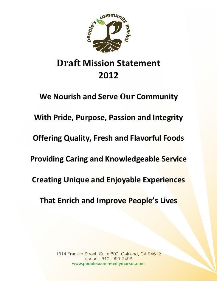 Pcm mission statement 2012 for Adobe mission statement