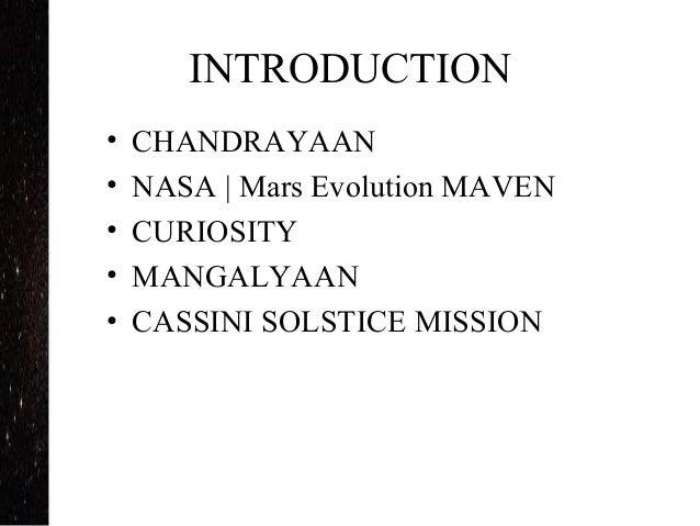 Cassini Mission Goals Cassini Solstice Mission