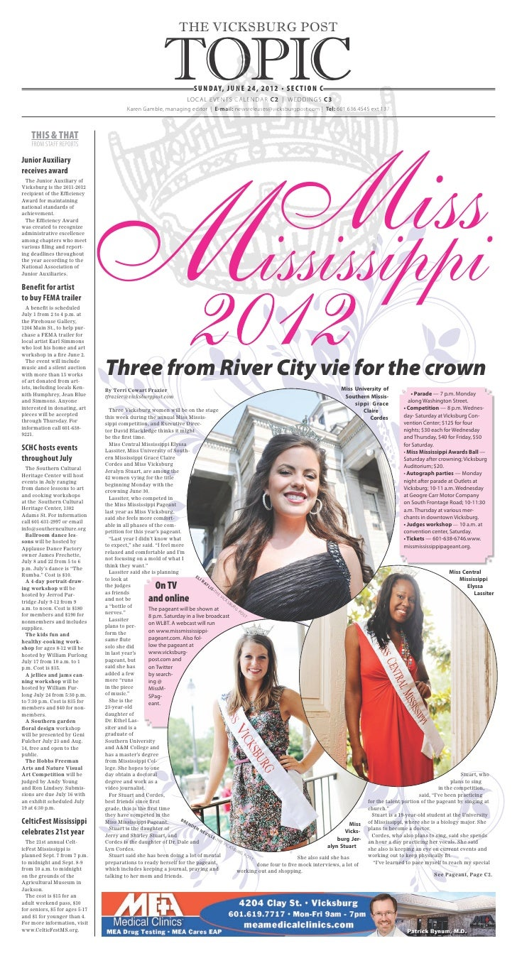 Miss Mississippi