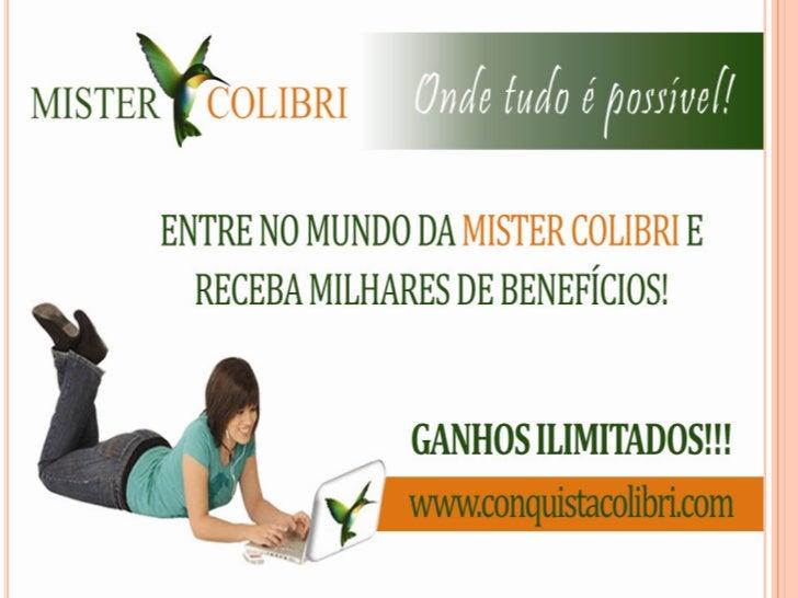 BEM VINDO Àwww.conquistacolibri.com  Fixo: (77) 3082-3198   Oi: (77) 8802-4546  Tim: (77) 9196-4788