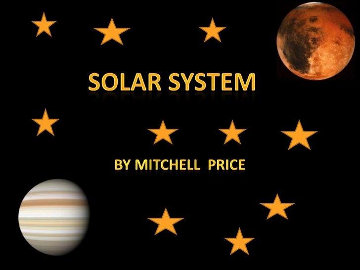 Mitchells space powerpoint