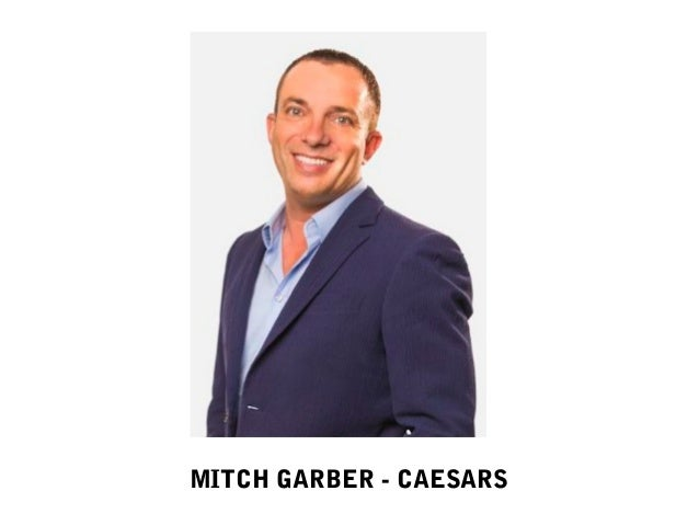 MITCH GARBER - CAESARS