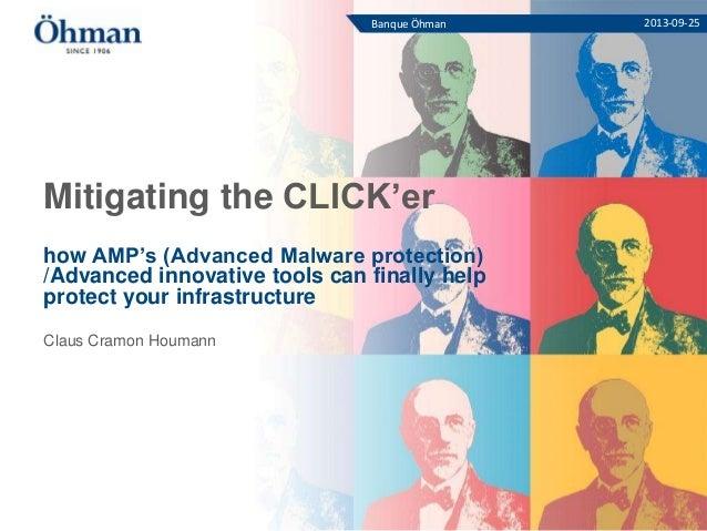Mitigating the clicker