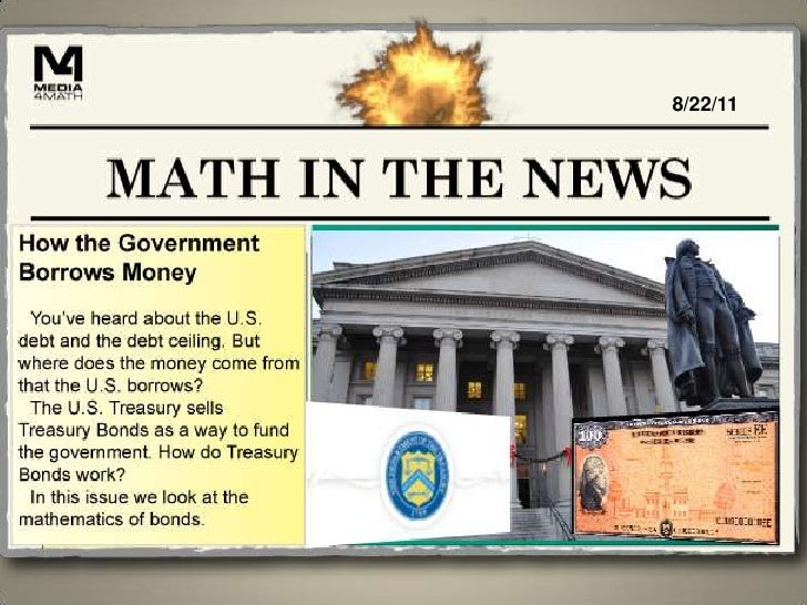 Math in the News: 8/22/11