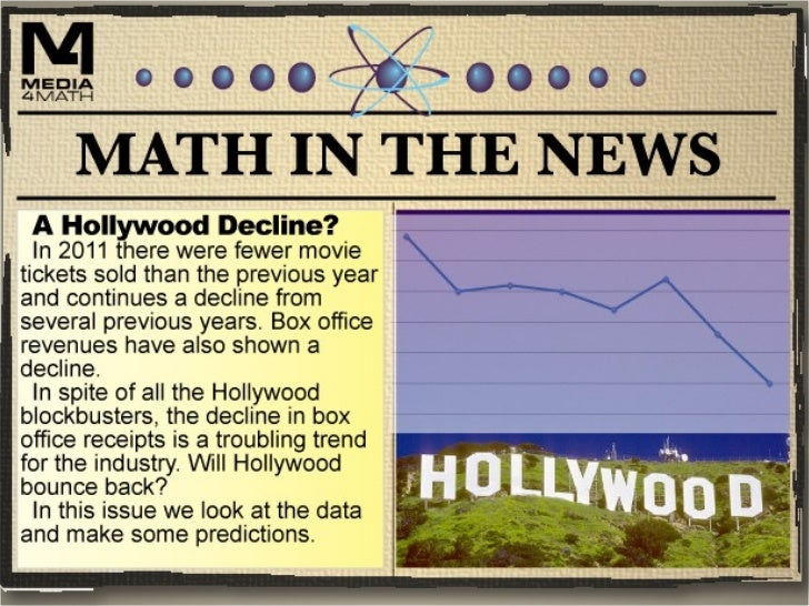 Math in the News: 1/19/12