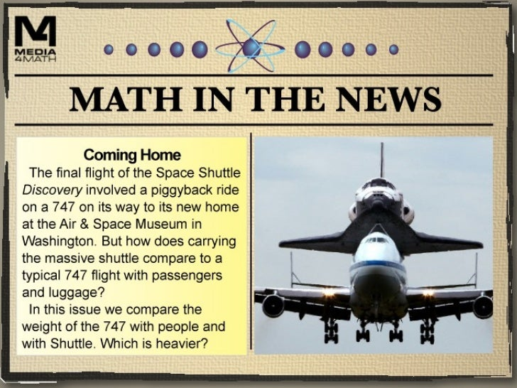 Visit this page on the NASA site to    learn more about the Space           Shuttle 747 ferry.http://www.nasa.gov/external...