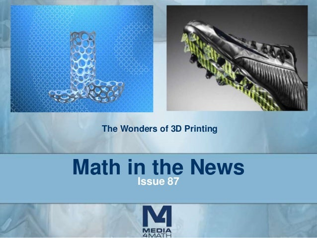 Math in the News: Issue 87
