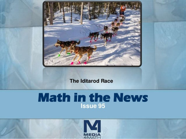Math in the News: Issue 95