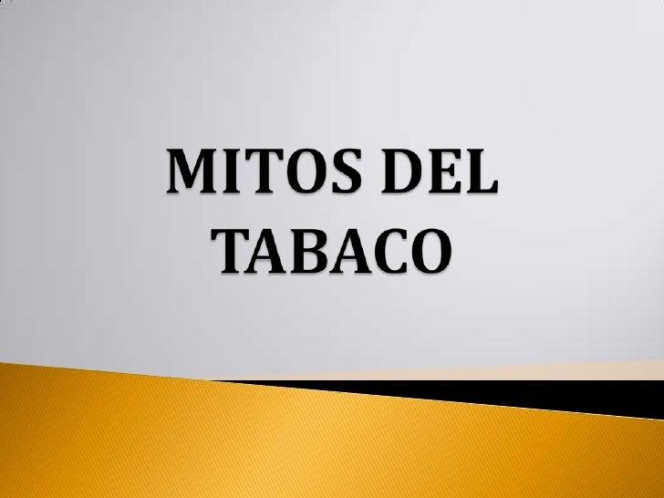    El tabaco es la primera causa de muerte evitable en    los países industrializados.    ◦ Aproximadamente uno de cada d...