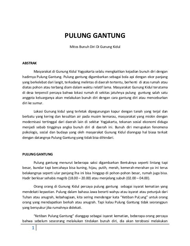 Image Result For Cerita Rakyat Bahasa Jawa Beserta Unsur Intrinsiknya
