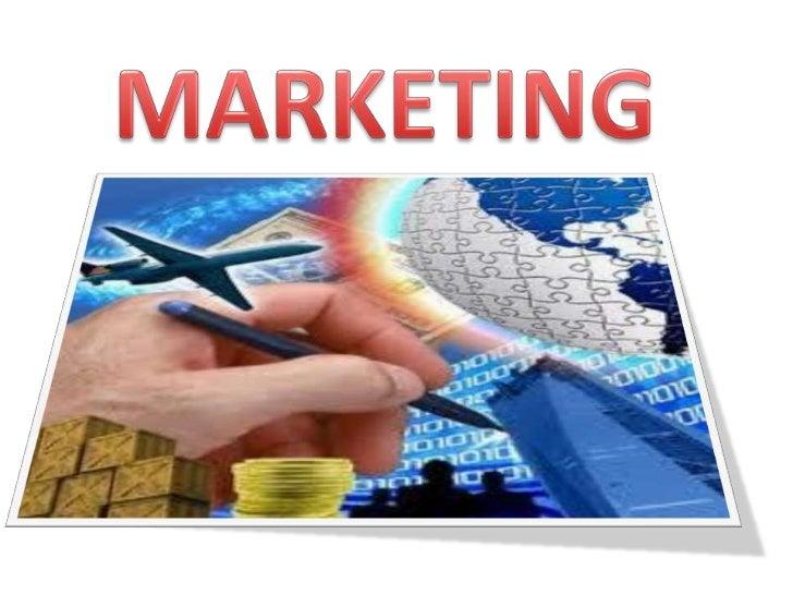 Marketing: producto, precio, plaza