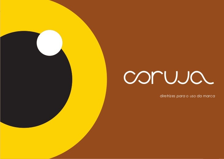 Coruja Design - Manual de Identidade Visual