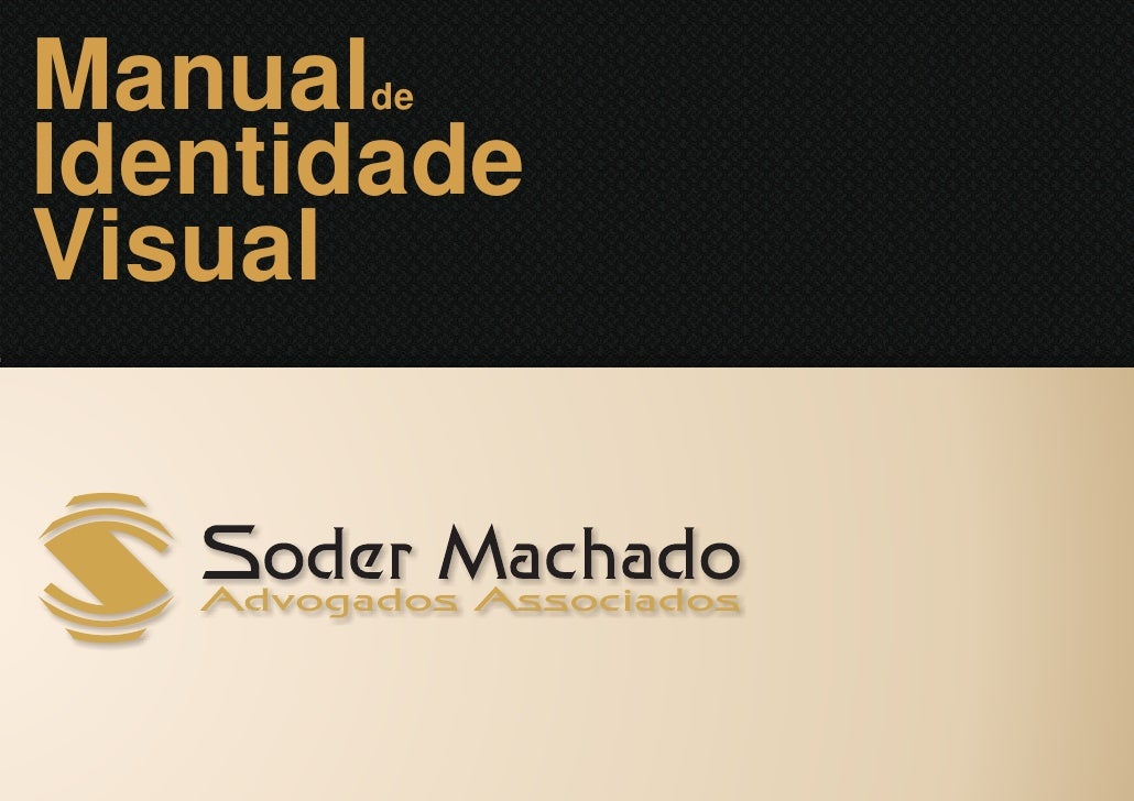Manual de Identidade Visual - Soder Advogados