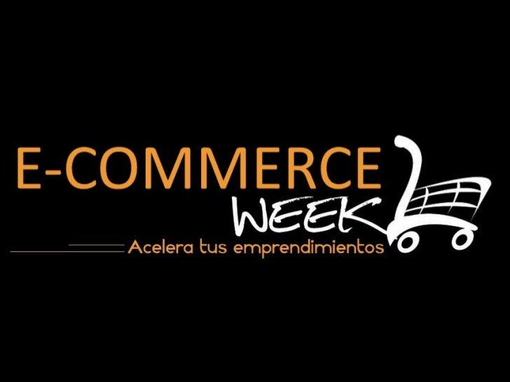 Comercio electronico en Peru - Ecommerce Week