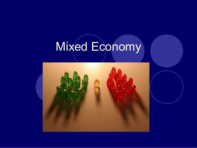 essays on mixed economy