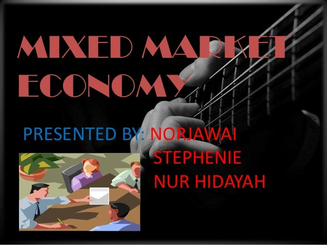 Mixed market economy