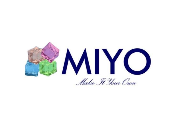 Miyo marketing short 2