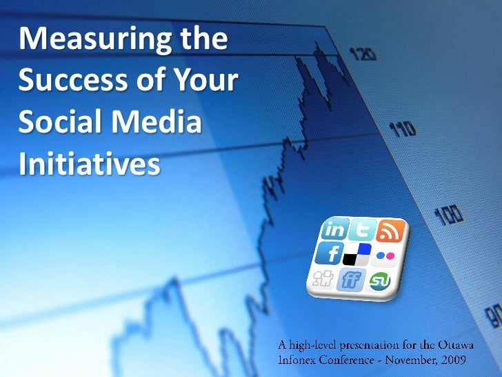Measuring the Success of Your Social Media Initiatives