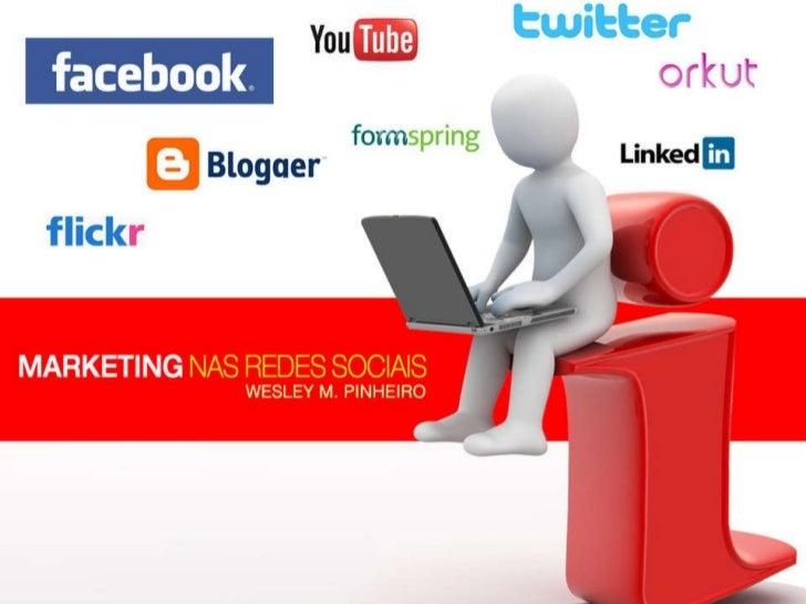Marketing nas Redes Sociais – Uma abordagem prática