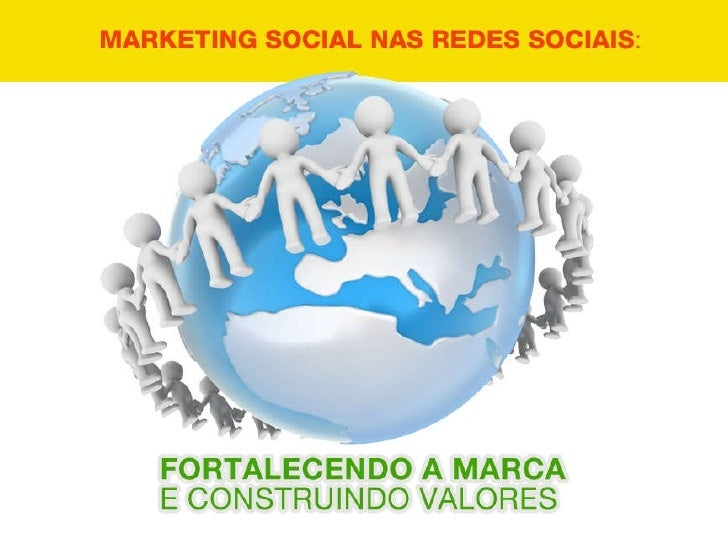 Marketing Social nas Redes Sociais