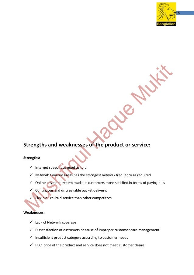 Term paper on service marketing
