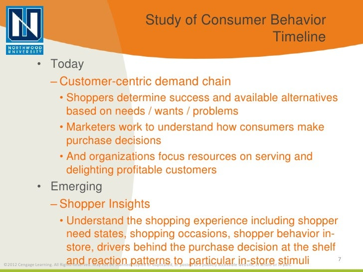 consumer behavior 7 os Start studying mktg 301 exam 2 learn vocabulary, terms, and more with flashcards, games, and other study tools.