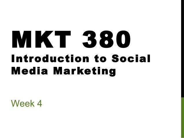 Mkt380week4